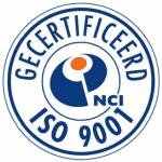Gecertificeerd NCI ISO 9001